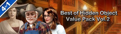 Best of Hidden Object Value Pack Vol. 2 screenshot