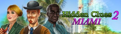 Hidden Clues: Miami screenshot