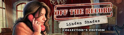 Off the Record: The Linden Shades Collector's Edition screenshot
