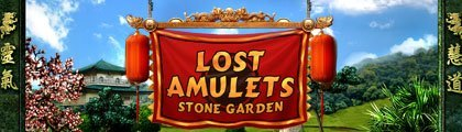 Lost Amulets: Stone Garden screenshot