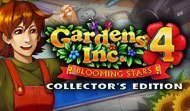 Gardens Inc. 4 - Blooming Stars Collector's Edition