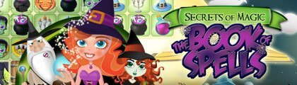 Secrets of Magic - The Book of Spells screenshot