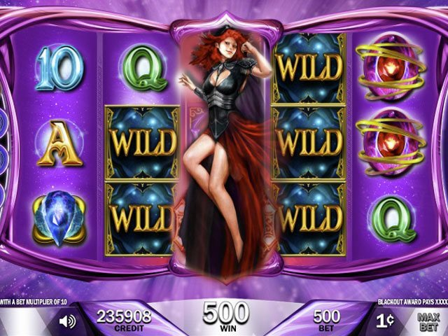 IGT Slots: Game of the Gods large screenshot