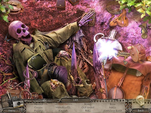 Mysteries of the Past - Shadow of the Daemon Collector's Edition large screenshot