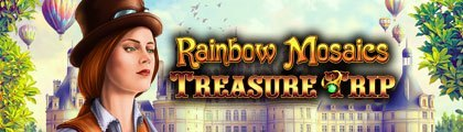 Rainbow Mosaics: Treasure Trip screenshot