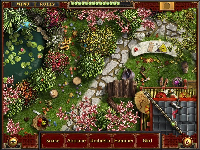 Lost Amulets: Mystic Land large screenshot