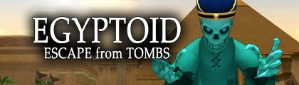 Egyptoid - Escape from Tombs screenshot