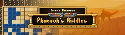 Egypt Picross - Pharaoh's Riddles screenshot