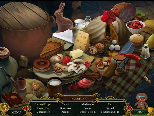Fearful Tales: Hansel & Gretel large screenshot