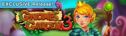 Gnomes Garden 3: The Thief of Castles screenshot