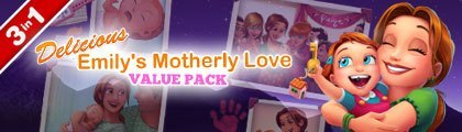 Delicious - Emily's Motherly Love Value Pack screenshot
