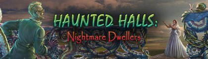 Haunted Halls: Nightmare Dwellers screenshot