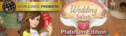 Wedding Salon 2 Platinum Edition screenshot