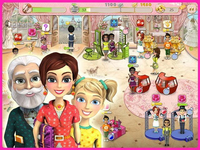Wedding Salon 2 Platinum Edition large screenshot