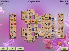 Flowers Mahjong thumb 1