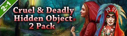 Cruel & Deadly Hidden Object 2 Pack screenshot