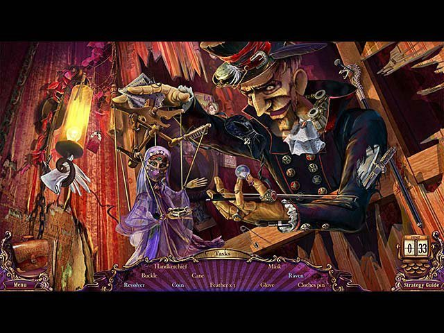 Mystery Case Files: Fate's Carnival Collector's Edition large screenshot