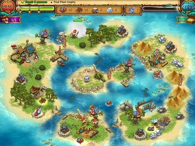Pirate Chronicles Collector's Edition large screenshot