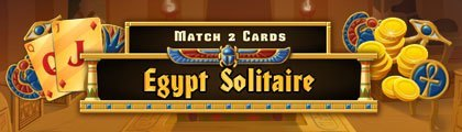 Egypt Solitaire - Match 2 Cards screenshot