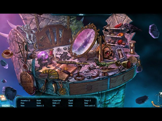 Illusions & Dark Secrets Hidden Object 2 Pack large screenshot