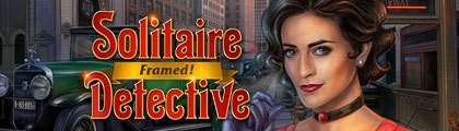 Solitaire Detective: The Frame-Up screenshot