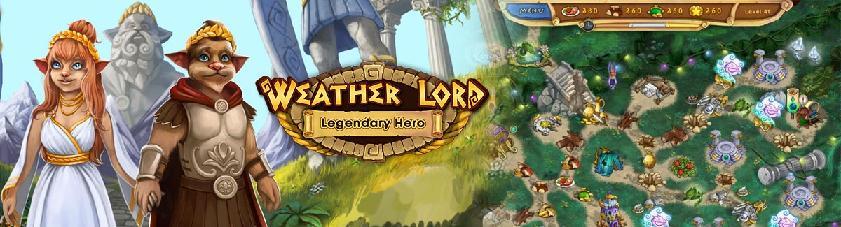 Weather Lord: Legendary Hero