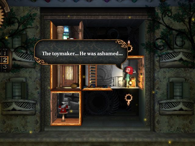 Rooms: The Unsolvable Puzzle large screenshot