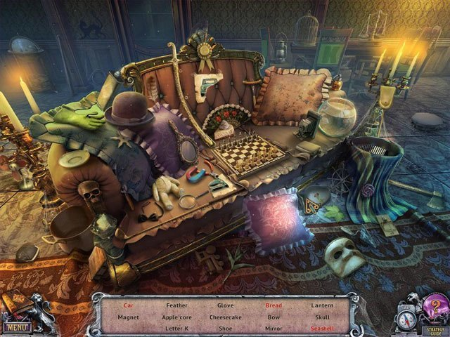 House of 1000 Doors: Serpent Flame Collector's Edition large screenshot