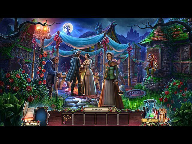 Grim Legends: The Forsaken Bride large screenshot