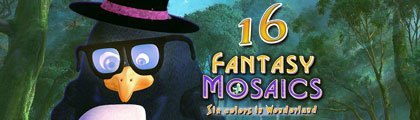 Fantasy Mosaics 16: Six Colors in Wonderland screenshot