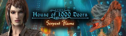 House of 1000 Doors: Serpent Flame screenshot
