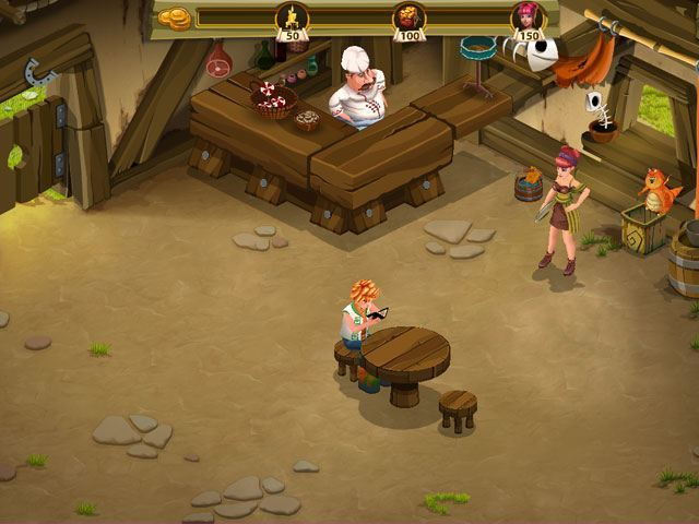 Princess of Tavern Collector's Edition large screenshot