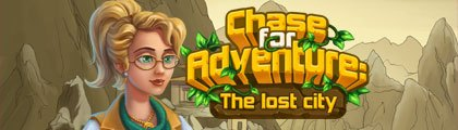 Chase for Adventure: The Lost City screenshot