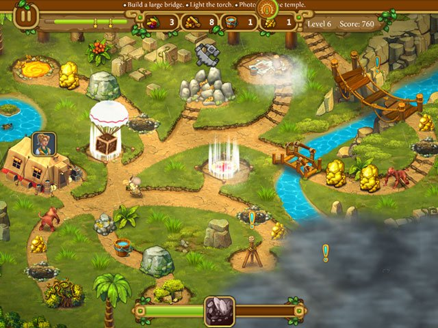 Chase for Adventure: The Lost City large screenshot