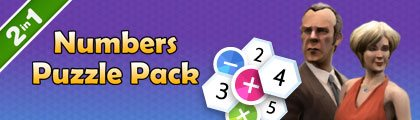 Numbers Puzzle Pack screenshot