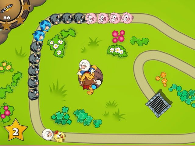 Bubble Zoo 2 large screenshot