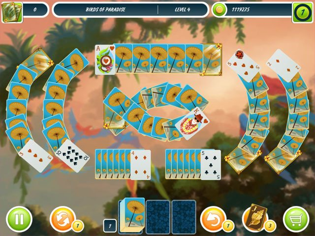 Solitaire: Beach Season 2 large screenshot