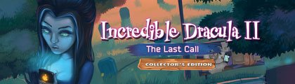 Incredible Dracula: The Last Call Collector's Edition screenshot