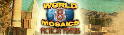 World Mosaics 8: Fiction Fixers screenshot