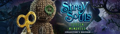 Stray Souls: Stolen Memories Collector's Edition screenshot