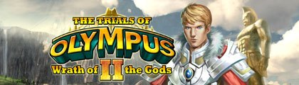 The Trials of Olympus II: Wrath of the Gods screenshot