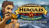 12 Labours of Hercules 6 - Race for Olympus Collector's Edition