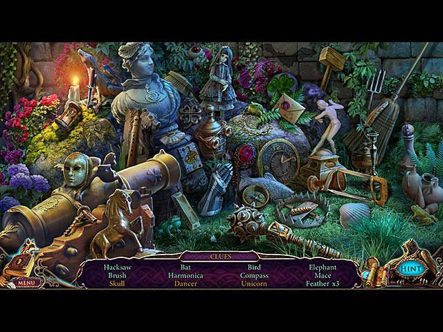 Mystery of the Ancients: Three Guardians large screenshot