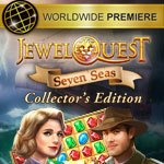 Jewel Quest Seven Seas Collector's Edition