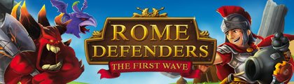 Rome Defenders - The First Wave screenshot