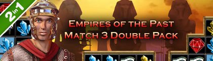 Empires of the Past Match 3 Double Pack screenshot