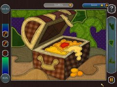 Pirate Mosaic Puzzle - Caribbean Treasures thumb 2