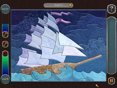 Pirate Mosaic Puzzle - Caribbean Treasures thumb 3