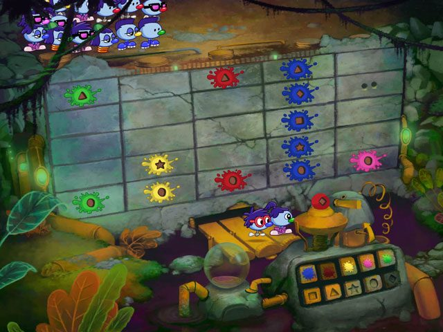 Zoombinis large screenshot