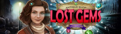 Antique Shop: Lost Gems - London screenshot